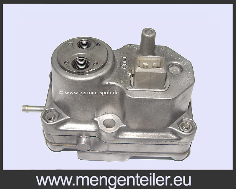 930 606 105 03 | 93060610503 PORSCHE 0438140054 | 0 438 140 054 Warm up regulator 👉 Regenerated 👈 Bosch | FERRARI Porsche 911 3,3 TurboFERRARI Porsche 911 3,3 Turbo  - mengenteiler.eu