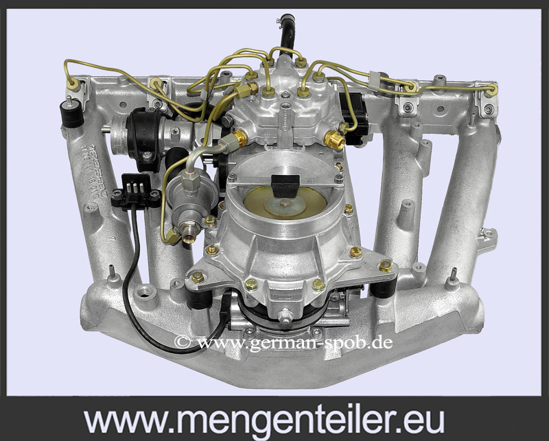 0438101012 | 0 438 101 012 Fuel Injection System 👉 Regenerated 👈 M103  KE Jetronic Bosch | Mercedes Benz  - mengenteiler.eu