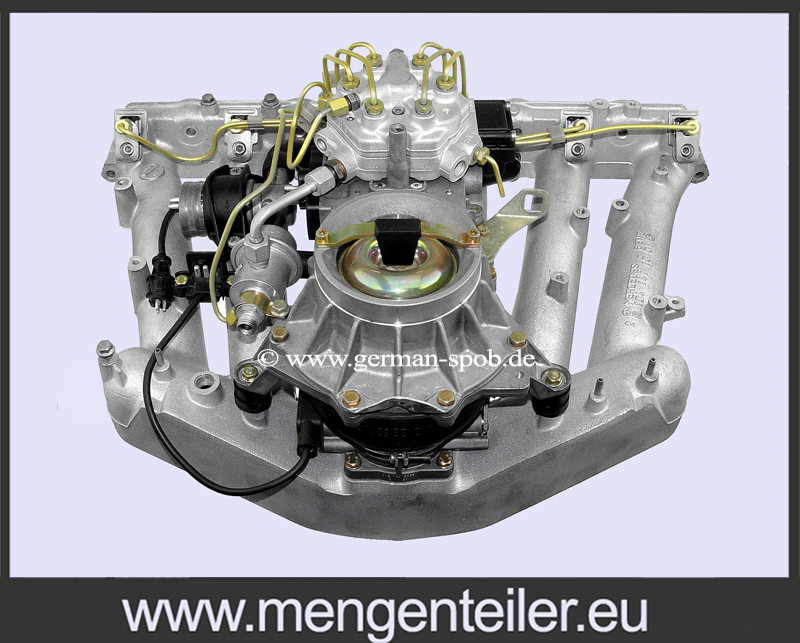 0438101044 | 0 438 101 044 Fuel Injection System 👉 Regenerated 👈 M104   KE Jetronic Bosch | Mercedes Benz  - mengenteiler.eu