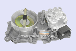 0438101010-|-0-438-101-010-Fuel-Distributor-with-Air-Flow-Meter-0438121022-&-new-EHS-👉-Regenerated-👈-Mercedes-Benz   0438101010 / 0 438 101 010 BOSCH