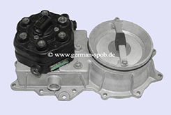 0438100033-|-0-438-100-033-Fuel-Distributor-with-0438120056-|-0-438-120-056-Air-Flow-Meter-|-👉-Regenerated-👈-VOLVO-260   0438100033 / 0 438 100 033 BOSCH