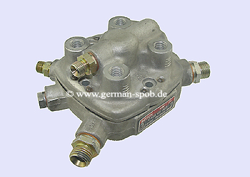0438101002 | 0 438 101 002 Fuel Distributor 👉 Regenerated 👈 Bosch | Mercedes Benz  mengenteiler.eu