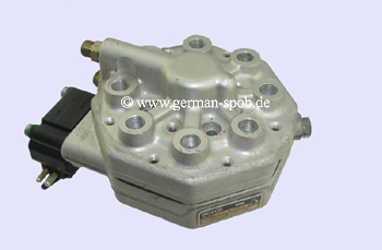 0 986 438 217 | 0986438217 Bosch 0438101018 | 0 438 101 018 Fuel Distributor with EHS 👉 Regenerated 👈 Mercedes BenzMercedes Benz  mengenteiler.eu