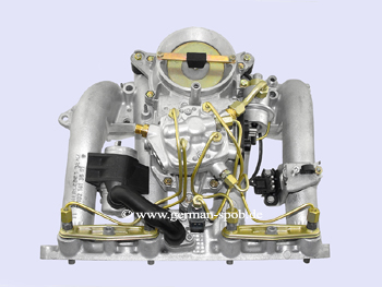 0438101026 | 0 438 101 026 Fuel Injection System 👉 Regenerated 👈 M102   KE Jetronic Bosch | Mercedes Benz  mengenteiler.eu