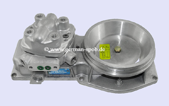 0438101030 | 0 438 101 030 Fuel Distributor with 0438121011 | 0 438 121 011 Air Flow Meter | 👉 Regenerated 👈 FORD  mengenteiler.eu